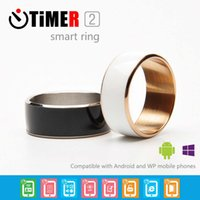 Wholesale New TimeR Smart Ring for Android WP Mobile phones smart wearable device Multifunction Magic NFC Ring for Samsung NOKIA HTC LG