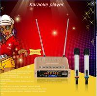 Wholesale Fashionable portable karaoke player
