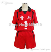 Wholesale Haikyuu Kenma Kozume Nekoma Setter Cosplay Costume Volleyball Club Jerseys New Retail Wholesales