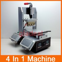 machine - 4 in Multifunction Samsung Bezel Middle Frame Separate Machine Built in Vacuum LCD Screen Separator Glue Remover Preheater