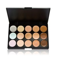 affordable professional makeup brushes - new hotest colors professional party concealer contour face cream foundation plus a makeup brush the most affordable OGY