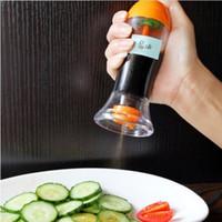 Wholesale kitchen Spray oil bottle pneumatic control oiler Spray Pump Fine Mist Oil soy sauce and Vinegar Sprayer Seasoning bottle