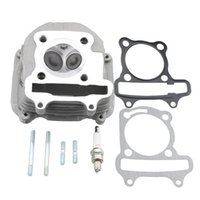 Wholesale GOOFIT Cylinder Head quot tall cc GY6 Engine with Gasket part MOTORCYCLE ACCESSORY Group