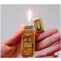 custom lighter - Grinding wheel Shape bullion Lighter Creative Personalized Gifts Custom metal lighters Cigarette Lighter