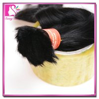 indian remy hair bulk - New Products Cheap Price Brazilian Body Wave Virgin Hair Extensions Human Hair Bundles A Remy Hair Bulks Fast Shipping