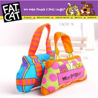 Wholesale 10PCS Pet Products Dog Supplies Dog Toy Pet Toy Fatcat Toy Fat Cat Hot Sale