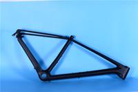 Wholesale mountain bike frame MTB Bike er Carbon Frame mm thru axle or mm MTB carbon frame er er