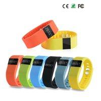 Wholesale 2015 fashional popular Smart Bluetooth Watch Bracelet Wristband TW64 with wrist band charger band Smartband Smart sport bracelet Wristband