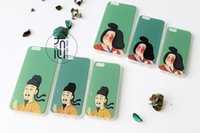 apple agency - exclusive agency Newest accept OEM product carton Emperor taizong and Yang couple s pretect case for iphone plus