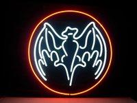bacardi sign - NEON Bacardi LIGHT SIGN HANDICRAFT REAL GLASS TUBE GAMEROOM BEER BAR PUB x14 quot