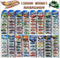 hot wheels - 100 Hotwheels cars miniatures hot Original hot wheels race cars scale models mini alloy cars toy for boys hobby collection DHL