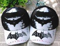 Wholesale hot high quality Batman snapback children s hat baseball cap Batman Children s Caps Hats Children s cartoon baseball cap kids hat cap