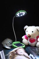 No ans plastics - Green Energy ans solar power product Home Electronic Lighting LED light Solar Table Lamp Ellipse Head B