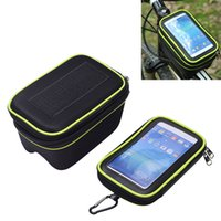 bicycle saddle pack - LEADBIKE Bicycle Package Mountain Bike Pack Saddle Bag Mobile Phone Pack CYC_60C