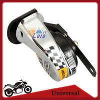 Wholesale Enhanced Treble Snail Motorcycle Speaker DC12V Hz Euro Motorbike Racing Horn Car Sound Air Horn order lt no track