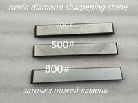 Wholesale ruixin diamond sharpening stone knife sharpener for knife sharpener system