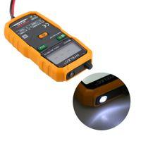 ac resistance measurement - Mini Auto MS8231 Multitester AC DC Voltmeter Voltage Indicator Digital Multimeter Resistance Continuity Measurement Multimetre