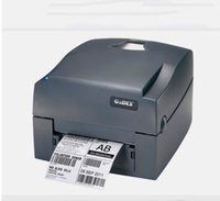 barcode machines - Godex G500U thermal label and barcode printer mm printing width can support to print Jewelry tag and clothing tag sticker machine