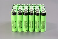 Wholesale Original rechargeable Lithium battery mAh v for Panasonic cell