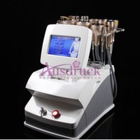 Wholesale 13in1 Multifunction Cavitation Multipolar RF Vacuum Photon LED Cold Weight Loss Skin Care beauty equipment salon spa
