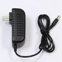 Wholesale AC V to DC V A EU US UK Plug AC DC Power adapter charger Power Supply FOR LED STRIP