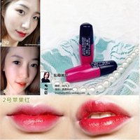 apple lip gloss - Tonymoly brand mini magic apple red lip tint stain lip gloss nature and long lasting