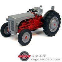 agricultural machinery - AGCO agricultural machinery Ferguson FF DS classic tractor agricultural vehicle models France UH