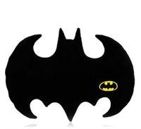 Wholesale New Black cm Home Decor The Dark Knight Superheroes Batman Cushion Soft Batman Pillow