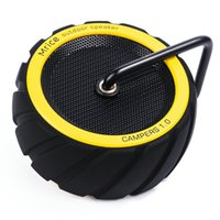 camper - Mrice Campers Wheels Type Bluetooth Speaker Waterproof Campers LED Bluetooth Speakers Professional Wireless Stereo Sound Audio Subwoofer