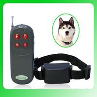 Wholesale Pet Behave Remote Training System Training Controller Multifunction Training Collar levels of Vibration and Static HT