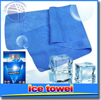 Wholesale Cold Towel Ice Towel Exercise Sweat Summer Sports Cool Towel Hypothermia multifunctional Cooling Towel cm for Children Adult