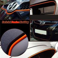 Wholesale 120 Inch M Universal Interior Exterior Decoration Molding Car Trim Strip Sticker