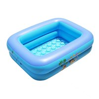 Wholesale children kids play sand ocean ball pool Swimming pool inflatable pool paddling pool A037