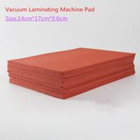 Wholesale OCA Vacuum Laminating Machine KO TBK Vacuum Laminator LCD OCA Lamination Machine Silicone Pad silica gel Mat cm cm