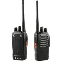 Wholesale High Quality x for BAOFENG for BF S UHF MHz W CH Ham Two way Radio Walkie Talkie