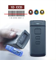barcode mini - Mini Bluetooth Barcode Scanner CT20 for APPLE iOS iPad iPhone Android mobile phone tablets Windows PC Portable Wireless CCD