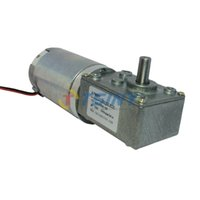 Wholesale 24V Metal Gear DC geared motor Planetary reduction RPM High torque Electric dc worm gear motor