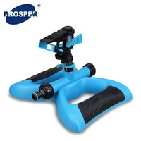 Wholesale New Automatic Sprinkler Irrigation Watering Spray Nozzle Garden Lawn Sprinklers Gardening Tools For Flower