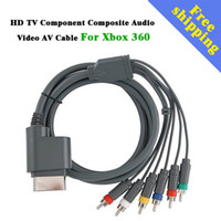 audio component switch - HD TV Component Composite Audio Video AV Cable High definition video switch support