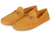 designer shoes for men - 1 quality brand new designer men flats casual shoes Soft Loafers Comfortable Moccasins for men usd DHL cool for summer