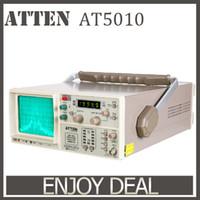 atten instruments - ATTEN AT5010 MHz Spectrum Analyzer GHz RF Signal Measurement Spectrum Analysis Instruments