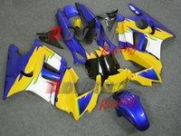 Wholesale Yellow Blue INJECTION Fairing Bodywork Kit Set Honda CBR600 F3