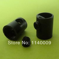 Wholesale Plastic Strain Relief Threaded Cord Grip Cable Clamps Pendant Light DHL