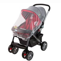 Wholesale Easy Baby Stroller Pushchair Pram Mosquito Insect Net Netting Cover Mesh Hot New dandys