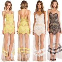 maxi skirt and dress - New Summer maxi dress Sleeveless dress upscale nightclub lace mesh and lace skirt dress sexy dress Eyelashes dress