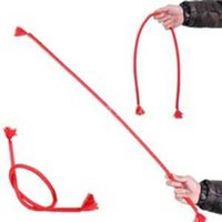 magic tricks toy - Stiff Rope Close Up Street Kids Party Show Stage Bend Tricky Magic Trick Toy Comedy