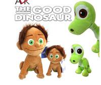 20cm de bande dessinée The Good Dinosaur Arlo spot Peluche Peluches Peluche Kawaii Jouets pour les enfants Cadeaux EMS