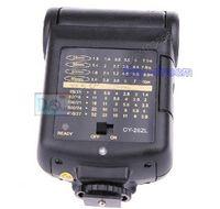 auto sigma - CY ZL CY26 Universal Hot Shoe AUTO Electronic Flashgun for Olympus Pentax Samsung Ricoh Nex Fujifilm Sigma Camera DSLR PF092Y
