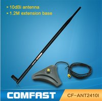 Wholesale Comfast CF ANT2410I SAM GHz dbi WIFI Antenna with RP SMA male connector for wireless router