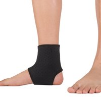Wholesale Hot Sale Breathable Ankle Brace Support Protection Elastic Ankle Support Wrap Pad Guard